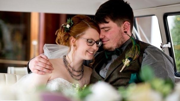 A Rowton Hall Winter Wedding – Gemma and Josh