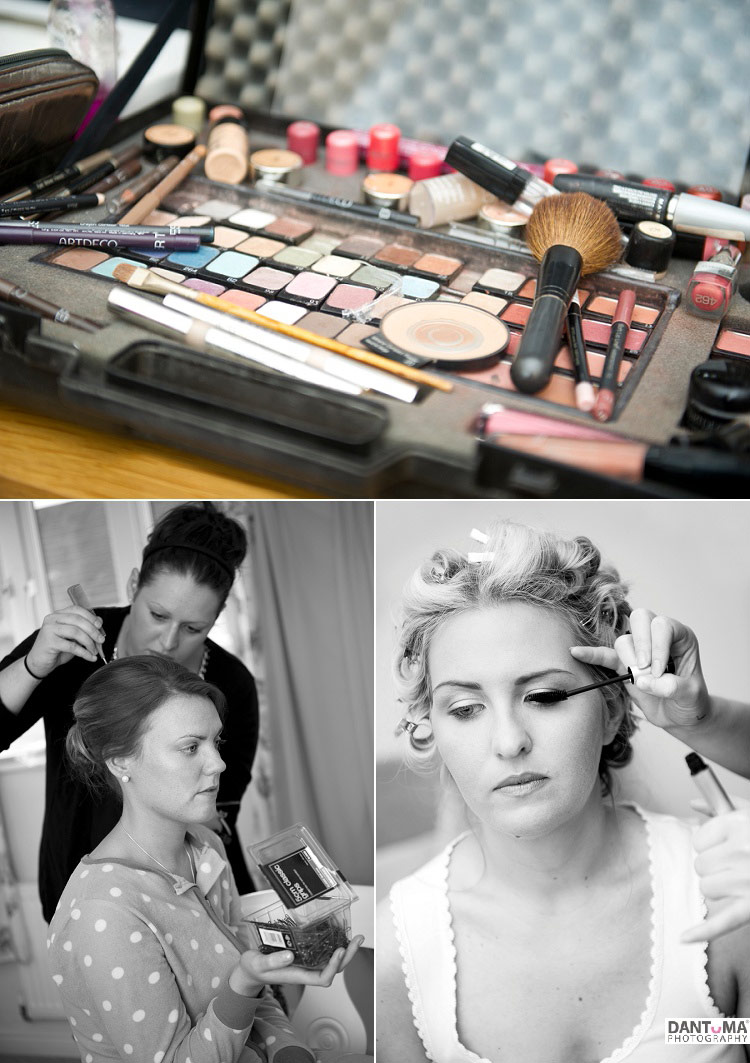 bridal hair and make-up in nantwich