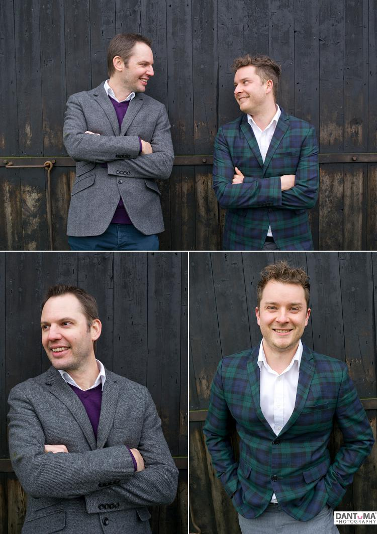 Gay weddings and engagement photo shoots in cheshire