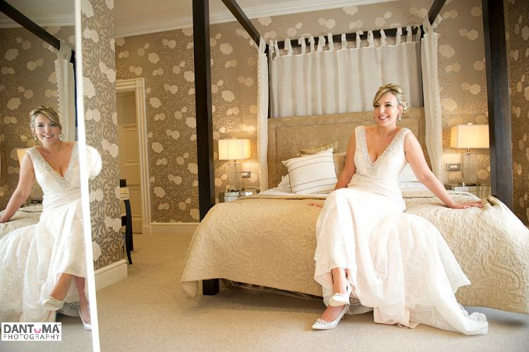 chester weddings at rowton hall hotel and spa