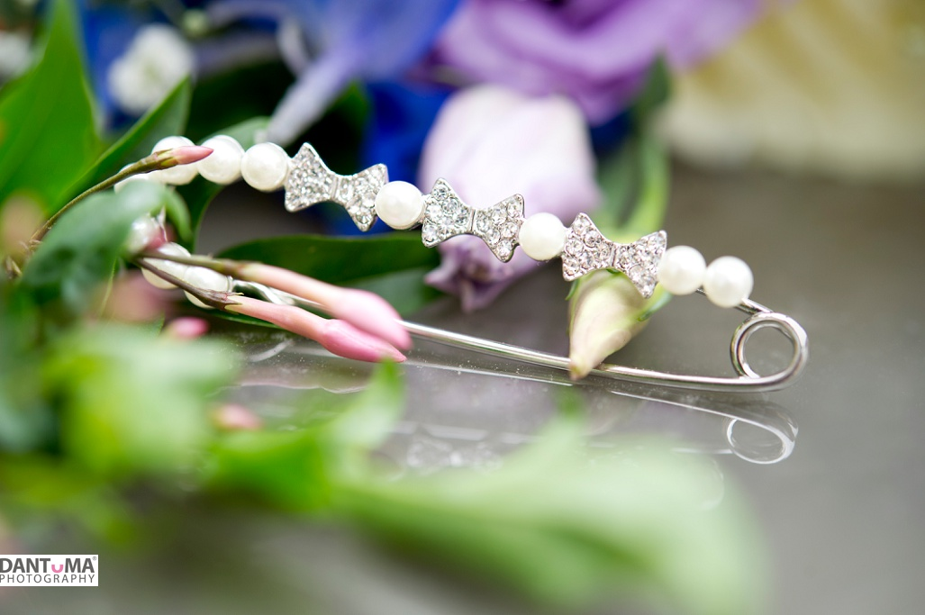 bridal wedding details in chester