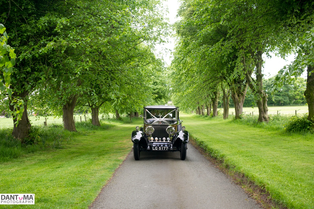 chester wedding cars