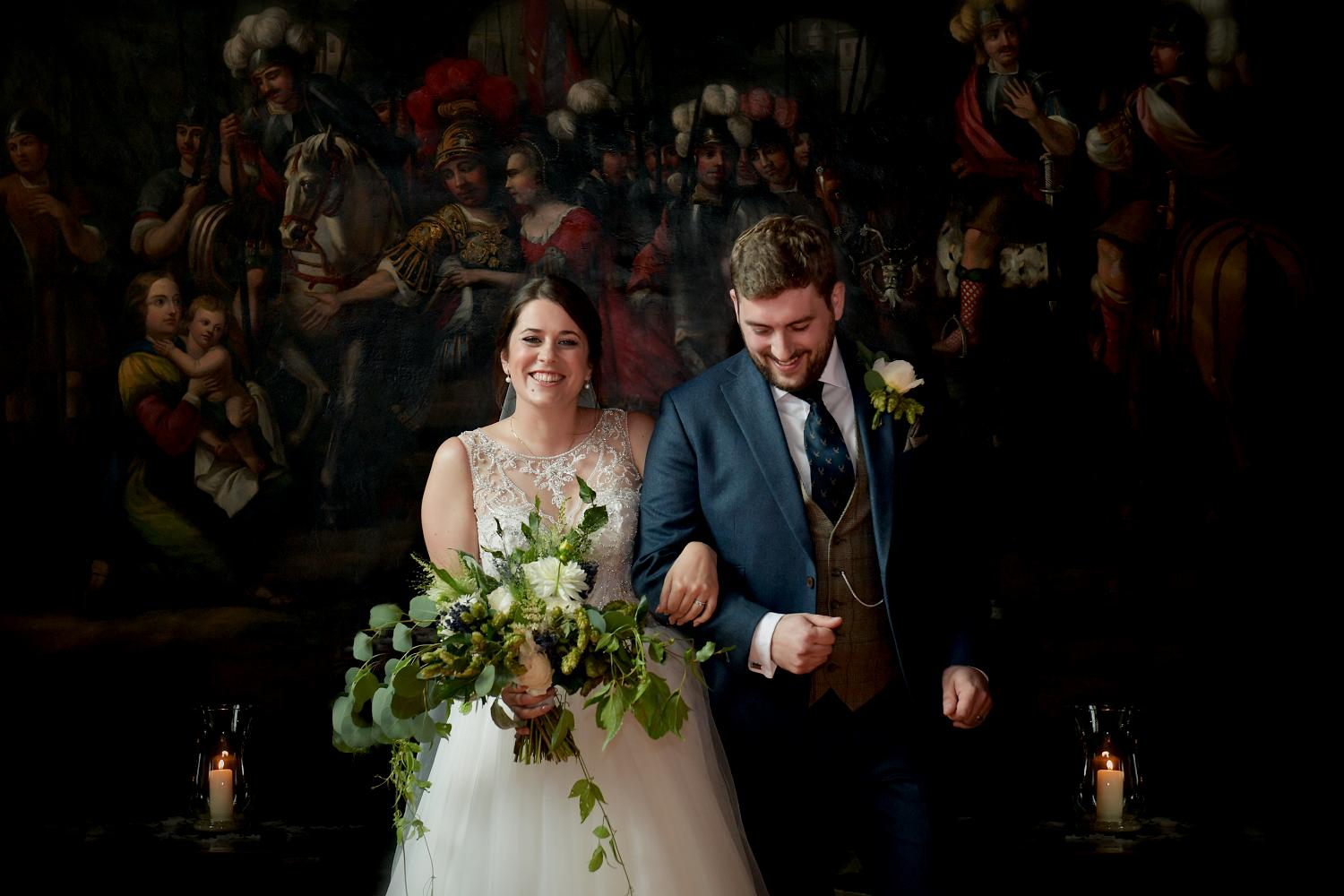 Adlington Hall Weddings – Maria & Sam