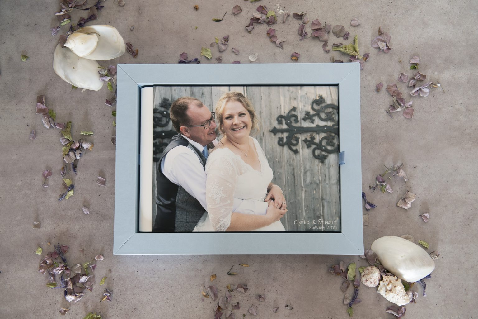Cheshire Wedding Albums